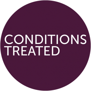 conditions treated