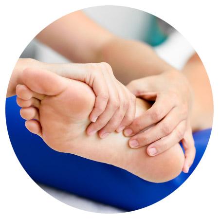 Reflexology Foot Massage
